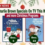 Watch Four Charlie Brown TV Specials & More Holiday Favorites