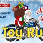 """Motorcyclists Invited: """"Christmas Toy Run"""" For Needy Children In Robertson County"""