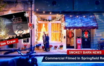 Commercial Filmed In Springfield Released