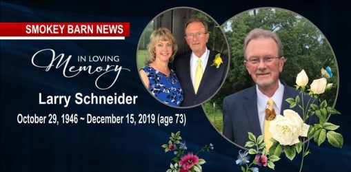 Larry Schneider, Husband Of Springfield Mayor Ann Schneider Dies Unexpectedly, He Was 73