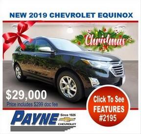 Payne Equinox 2195 288px