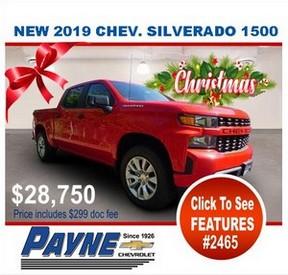 Payne Silverado 2465 288px