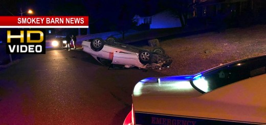 Driver Arrested After Rollover Crash In Springfield