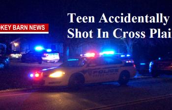 Teen Accidentally Shot In The Abdomen In Cross Plains
