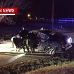 Driver Critical After Crash In Springfield News Year's Eve