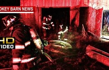 Greenbrier Area Barn Fire Under Investigation