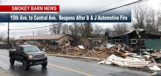 A Landmark Gone As A Road Reopens In Springfield