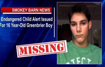 TBI Issues Greenbrier Endangered Child Alert