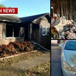 96-Yr-Old Woman Hospitalized After Home Fire