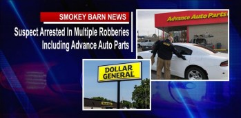 Advance Auto Parts Robbery Suspect Arrested, Charged With Multiple Robberies