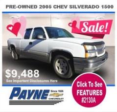 Payne 2005 silverado 2130A 300px