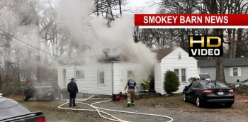 Space Heater Ignites Springfield Home