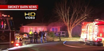 Vacant Springfield Home Ignites Sunday Evening