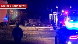 Motorist Killed In Train Vs Car Collision In Springfield