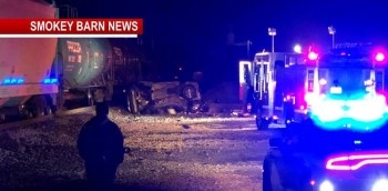 Motorist Killed In Train Vs Car Collision In Springfield