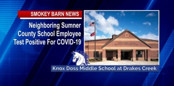 Neighboring County School Employee Tests Positive For COVID-19