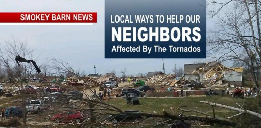 Local Safe Ways To Help Those Affected By Recent Tornadoes