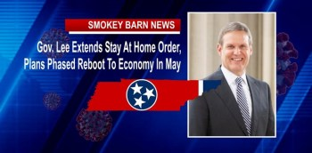 Gov. Lee Extends Stay At Home Order, Plans Phased Reboot To Economy In May