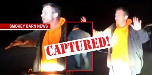 COOPERTOWN POLICE: Runaway Suspect Driver Captured