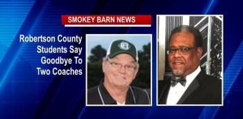 Two Popular Robertson Coaches Die 8 Days Apart