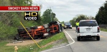 Betts Rd Rollover Crash Slows Traffic Near Greenbrier Wednesday