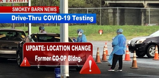 Robertson Health Dept. COVID-19 Testing Location To Change