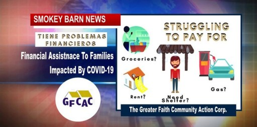 Greater Faith  Offers Food & Finance Assistance