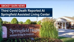 3rd COVID Death Reported At Springfield Assisted Living Center