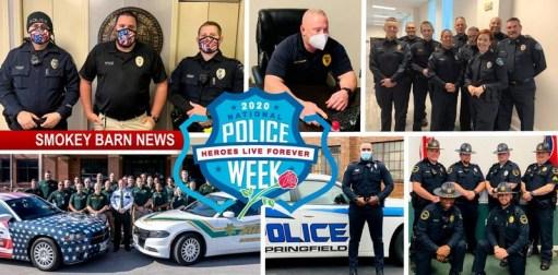 National Law Enforcement Week - Meet Our Heroes