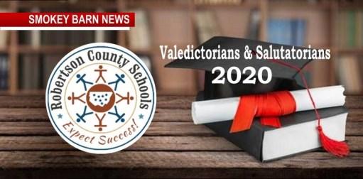 RC Schools Announces Its 2020 Valedictorians & Salutatorians