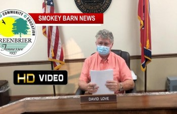VIDEO: Greenbrier Planning/Zoning Review Board Meeting June 6 2020