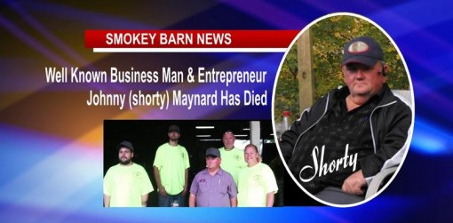 Well Known Businessman & Entrepreneur Johnny (Shorty) Maynard Has Died