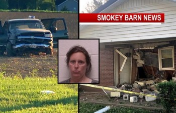 Cross Plains Woman Charged With DUI After Crashing Into Home