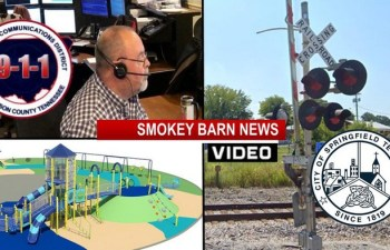 Big Changes Coming To Springfield: New Playground, Cheatham St RR Crossing Closure, 911 Fees