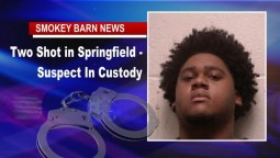 Two Shot in Springfield-Suspect In Custody