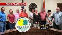 VIDEO: Greenbrier Planning/Zoning Review Board Meeting August 11, 2020