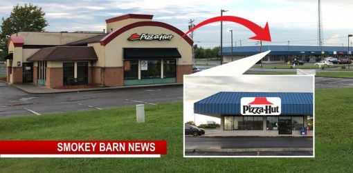 Springfield Pizza Hut To Move, Current Location Up For Grabs