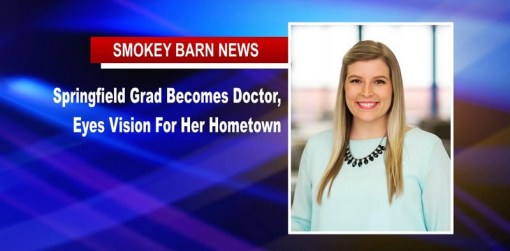 Springfield Grad Becomes Doctor, Eyes Vision For Her Hometown