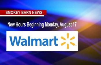 Walmart To Extend Hours Beginning Monday, Aug. 17