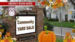 Orlinda: Community Yard Sale To Benefit Byrum Porter Sr. Center