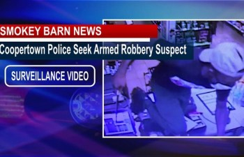 Butcher Knife Robber On The Run In Coopertown