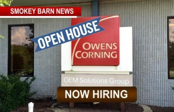 """OPEN HOUSE: Owens Corning """"Come Join Our team!"""""""