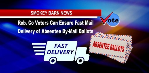 Rob. Co Voters: How To Ensure Fast Mail Delivery & Track Absentee By-Mail Ballots