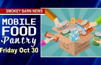 Drive-Thru Food Pantry By United Ministries Friday Oct. 30