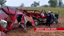 Weekend Crash Report, 3 Wrecks, 2 Rollovers