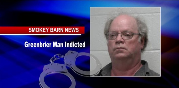 Greenbrier Man Indicted For Attempted Kidnapping/Stalking