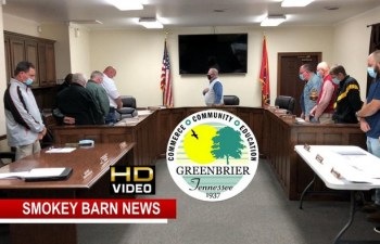 VIDEO: Greenbrier Board Meeting FULL 11/2/2020 (Board To Evaluate Need For Town Administrator)
