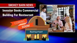 Investor Seeks Commercial Building For Restaurant