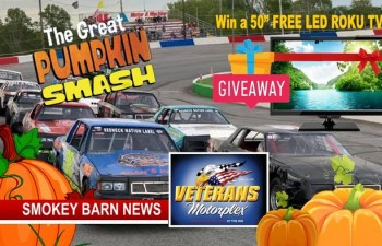 It's A Pumpkin Smash'n Race Event At The Rim Saturday