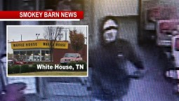 White House Waffle House Robbed at Gunpoint